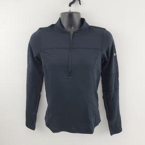 UA Spectra 1/2 zip shirt sweater 1316288-001 p56